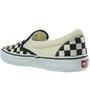 Tênis Feminino Vans Classic Slip On - Checkerboard/White