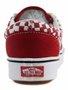 Tênis Feminino Vans Era Comfycush - (Tear Check) Racing Red/True White