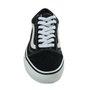 Tênis Masculino Vans Old Skool Sola Vulcanizada - Black/White